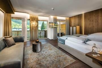 Camere Suite 5 Stelle Hotel Das Paradies